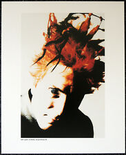 JOHN LYDON POSTER PAGE . JOHNNY ROTTEN SEX PISTOLS . Q14