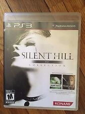 Silent Hill HD Collection (Sony PlayStation 3, 2012)NO MANUAL