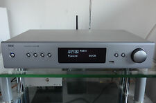 Nad C 446 Digital Media tuner streaming client usb DAB + wifi
