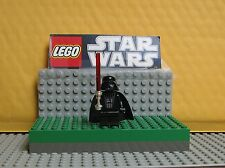 "STAR WARS LEGO MINI FIGURE--MINI FIG-- ""  DARTH VADER-- OLD VERSION 7264-6211  """