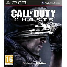 Call Of Duty Ghosts BACALAO Sony Playstation 3 PS3 videojuego nuevo & PRECINTADO