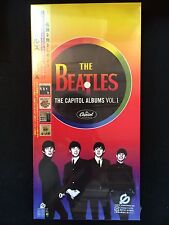 The Beatles The Capitol Albums Vol.1 4-CD Set Japanese Edition NEW