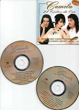 Camela ‎– 24 Exitos De Oro 2 x CDs, Album  2000