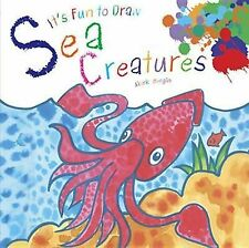 It's Fun to Draw Sea Creatures by Mark Bergin (Paperback / softback, 2013)