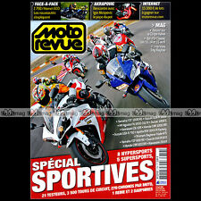 MOTO REVUE N°3756 KAWASAKI Z 750 HONDA 600 HORNET SUZUKI GSXR 600 750 1000 2007