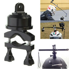 360° Swivel Helmet Self Shot Pole Mount Adapter For Gopro 2 3 3+ 4 Sport Camera