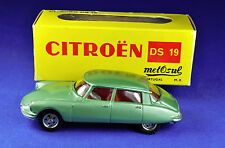 Modellauto / model MetOsul Portugal: 48 Citroen DS 19, 1:43, grün / green metall