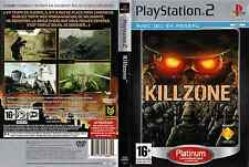 Killzone [Platinum]  - Jeu PS2 (Playstation 2)