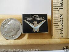 Classic 60's Ford Thunderbird Enamel Collectable Lapel Hat Vest Pin Tie Tack 02