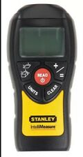 LOT OF 5- Stanley Ultrasonic Distance Measurer w/Intellimeasure   FREE SHIP $ave