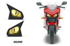 AMR Racing Head Light Eyes Honda CBR 500RR 2013-2014 Headlight Parts ECLIPSE YLW
