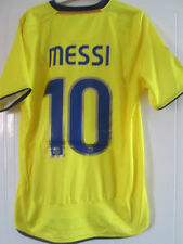 Barcelona Messi 10 2008-2009 Away Football Shirt Size Small /39043