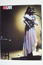 PJ HARVEY - Magazine Poster