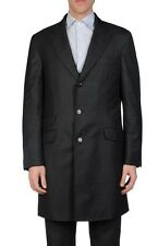 3,540$ Brunello Cucinelli Wool Coat Size XXL or EU 56 Made in Italy