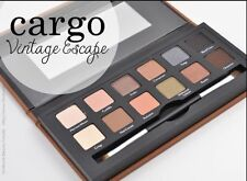 Cargo Cosmetics Vintage Escape Eye Shadow Palette Limited Edition