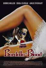 Bordello Of Blood Poster 01 A3 Box Canvas Print