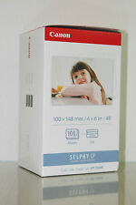 KP-108IN Canon SELPFY CP900 Ink Paper 108sheets Picture Printer 4X6 Photo Print