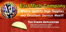 FELT SQUEEGEE for sign vinyl will not scratch surfaces!