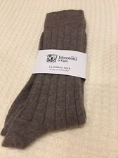 Johnstons of Elgin Cashmere Mens Socks