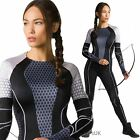 ADULT LADIES KATNISS EVERDEEN CATCHING FIRE THE HUNGER GAMES FANCY DRESS COSTUME