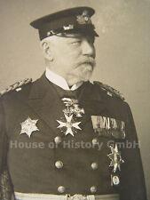 Top Portrait: grande ammiraglio di Koester, Gran Croce Aquila Rossa Orden, interim Bacchetta