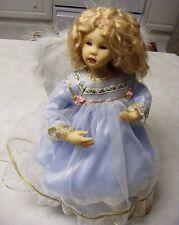 """Richard Simmons Doll """"Chloe"""" Millennium Angel Blond Blue Cynthia Malbon NIB NEW"""