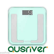 Brand New Digital Body Fat Scale Bathroom Scales LCD Backlit Display 2kg-150kg