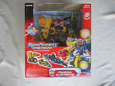"2004 Transformers Energon Omega Supreme 15""Action Figure Powerlinx Battle MISB"