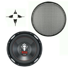 "Boss Audio P156DVC Phantom 15"" Subwoofer 2000 Watts Power Handling 85-9015 Grill"
