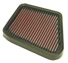K&N AIR FILTER FOR KAWASAKI KEF300 LAKOTA 1995-2002 KA-2587