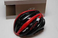 New Giro Foray Bike Helmet Bright Red Black Small Road Vented Race Cycling