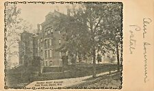 An Early View of the Sacred Heart Academy, Park Place, Omaha NE PMC 1903