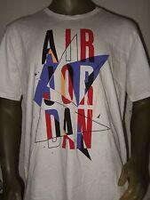 Nwt Men's XL Nike Air Michael Jordan Basketball Jumpman Logo Graphic Tee Shirt
