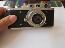 Export version Russian Leica screw mount copy:  Zorki camera + 50mm lens