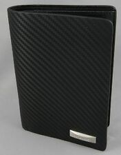 S.T. Dupont Defi Carbone Black Leather 4CC Billfod Wallet - D-170008 - New