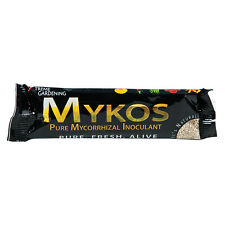 Xtreme Gardening Mykos Mycorrhizae 100g Packet - microbials yield boost roots