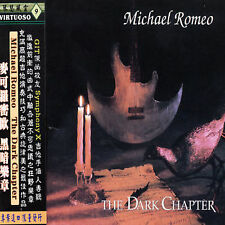 Dark Chapter by Michael Romeo (CD, Oct-2003, Himalaya)