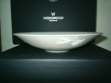 Wedgwood Jasperware Light Taupe Brown Very Large Bowl Boxed