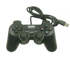 Wired USB Joypad Gamepad Joystick Controller With Double Shock for PC Laptop