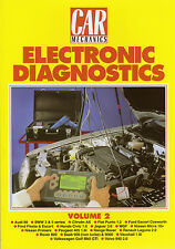Car Mechanics Electronic Diagnostics Reprint Books Vol 2