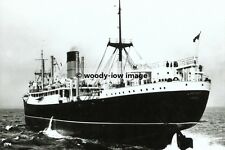 rp01067 - Cunard Cargo Ship - Assyria , built 1950 - photo 6x4