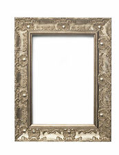 WIDE Ornate Shabby Chic Antique swept Picture photo frame  MUSE