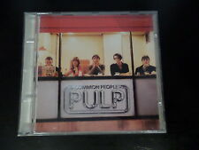 CD SINGLE - PULP - COMMON PEOPLE