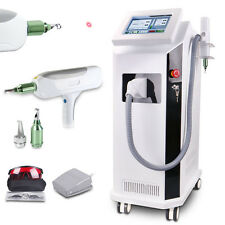 Filter ND Q Switched YAG Laser Tattoo Removal Machine Laser Eyebrow Target Light
