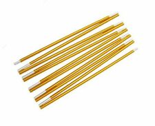 11 Sections Aluminum Alloy 7.9mm 360cm Tent Poles for Outdoor Camping Travel