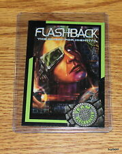 Rare & Collectible 1993 TEAM BLOCKBUSTER #21 Flashback Game Card - Near Mint