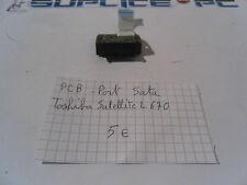 toshiba satellite L670  pcb port sata