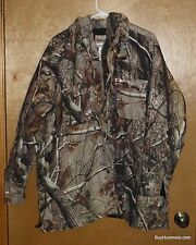 WRANGLER PRO GEAR REALTREE CAMO JACKET COAT FOR HUNTING SIZE XL - GREAT GIFT!