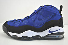 Mens Nike Air Max Uptempo Basketball Shoes Size 8.5 Blue Black White 311090 400