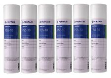 Pentek PS5-10C 5 Micron Standard 10 x2.5 Sediment Water Filter 6 Pack